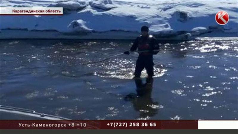 Тела двух братьев, унесенных рекой в Карагандинской области, нашли