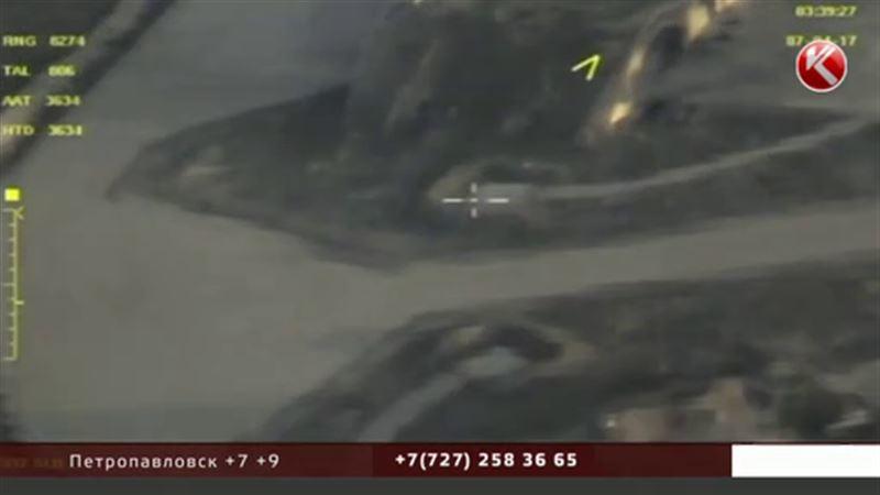 Американцы запустили «Томагавки» по правительственной базе Сирии