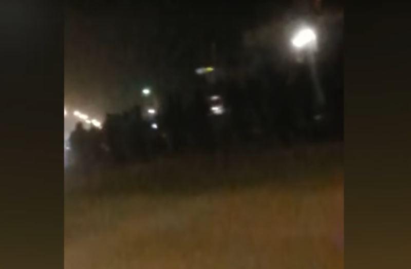 Участников массовых беспорядков задержали в Семее