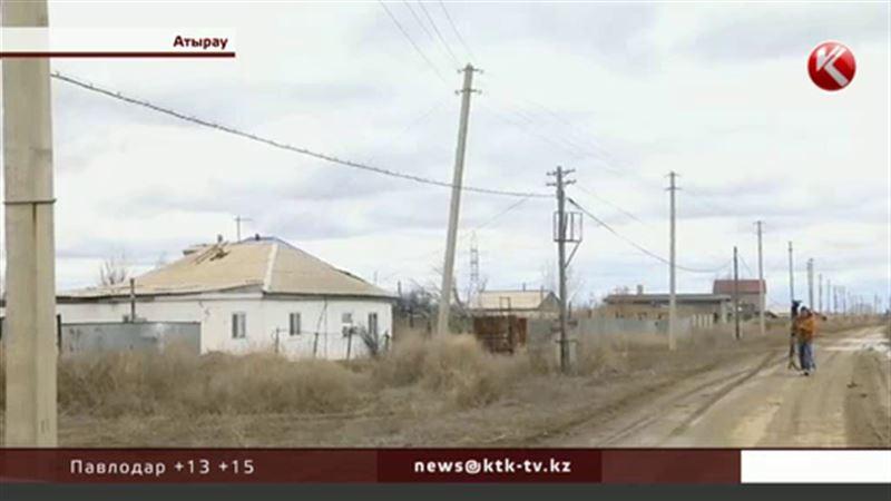 Поселок у Атырауского НПЗ переселяют, но 60 человек оставили