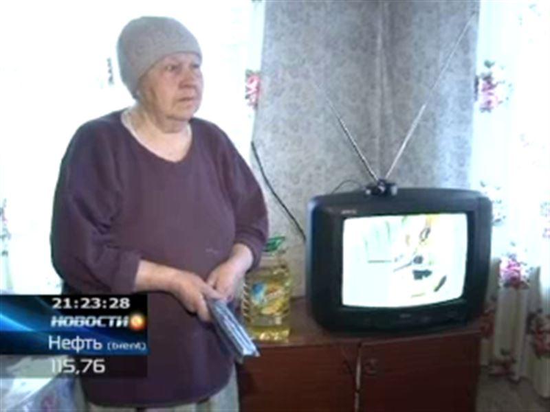 Неожиданную развязку получила история одинокой пенсионерки из Семея
