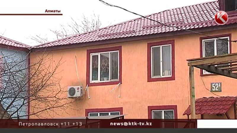 Алматинцы не хотят платить миллионы за некачественный ремонт крыши