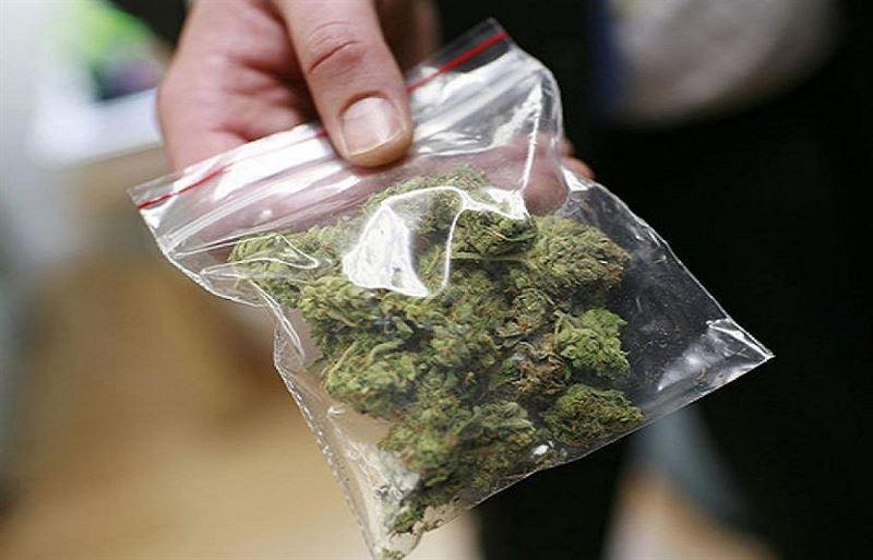 Посетителям кафе в Астане продавали марихуану