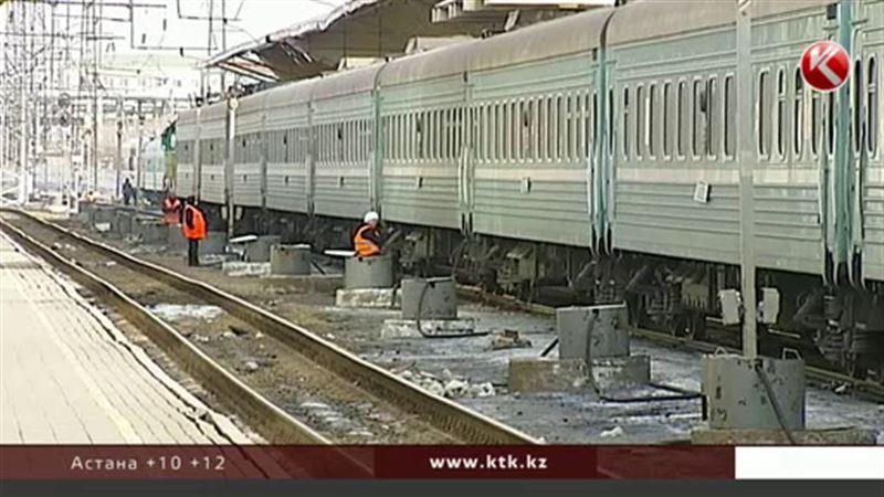 В казахстанских поездах после скандала будут ловить рыжих безбилетников