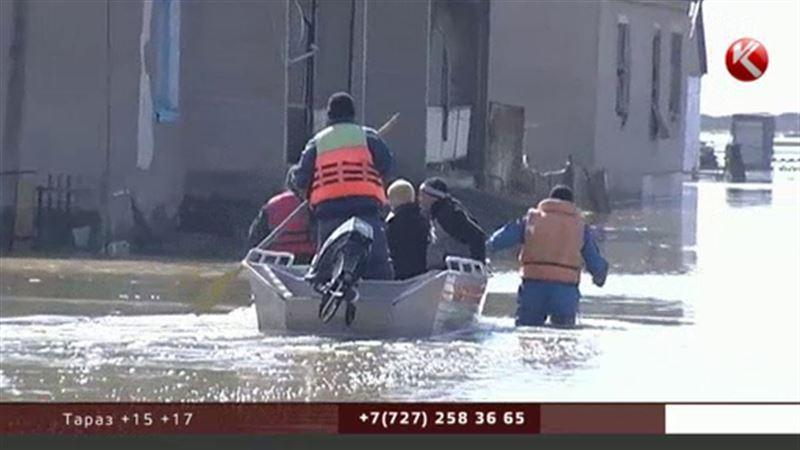 Паводки: в зоне риска 30 поселков Карагандинской и Акмолинской областей