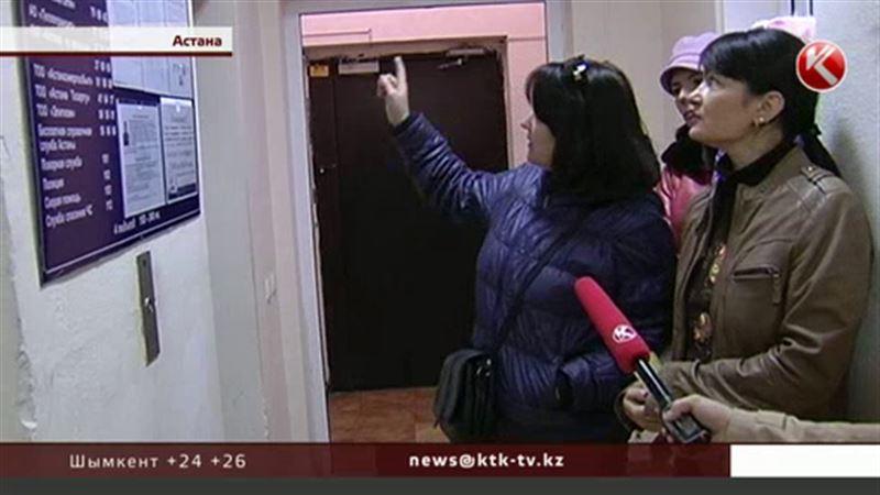 Астанада лифтісі үзілген үйдің тұрғындары өлімнен қалай аман қалғандарын айтып берді