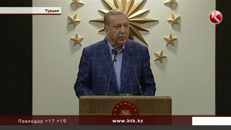В Турции победу празднуют сторонники Эрдогана