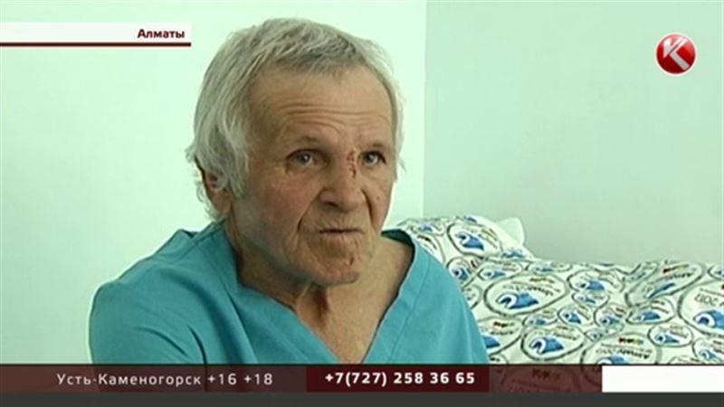 ЭКСКЛЮЗИВ: Пациент алматинской больницы утверждает, что 17 лет провел в рабстве