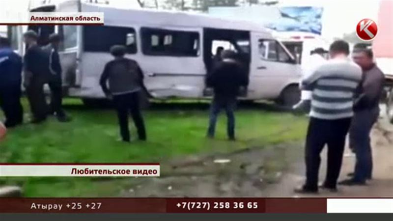Ребенок, пострадавший в ДТП на трассе Алматы – Бишкек, в крайне тяжелом состоянии