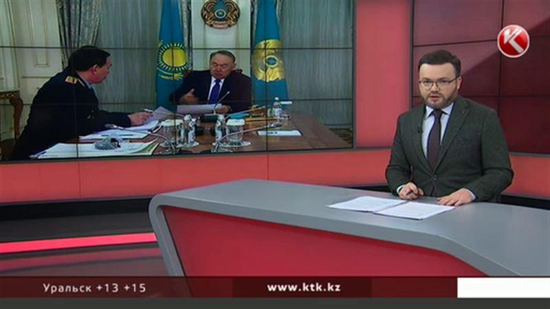 Президент поручил оказать помощь терпящим бедствие казахстанцам