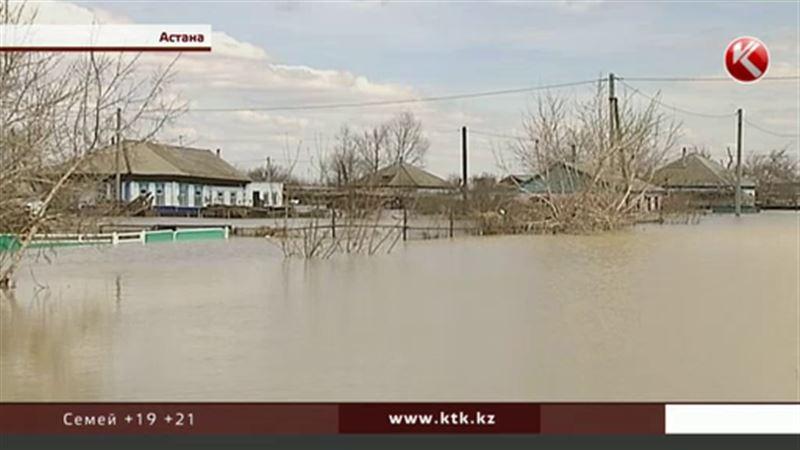Паводки могут охватить всю территорию Казахстана