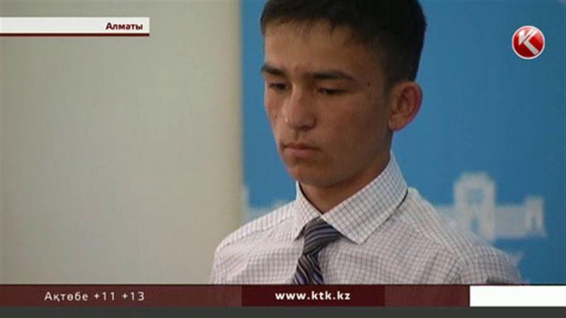 Алматы облысында педофилді ұстап берген оқушы университетте тегін оқитын болды