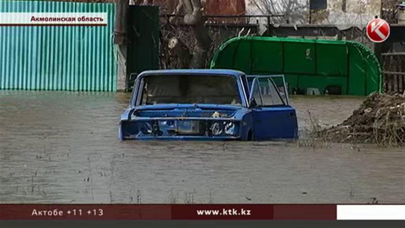 На ликвидацию последствий паводка не хватает денег