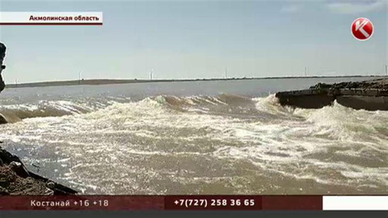 Опасность подтопления сел близ Астаны сохраняется