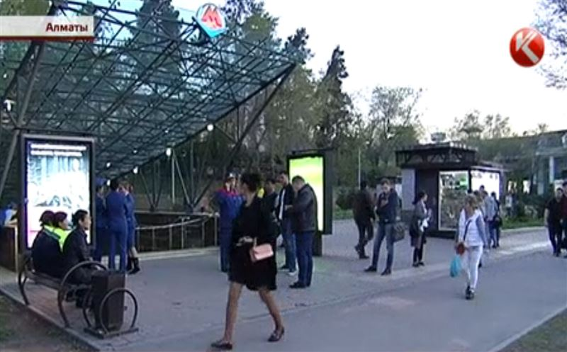 «Бомба» в метро: задержан хулиган-подросток
