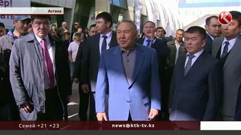 К ним приехал ревизор: Назарбаев неожиданно устроил проверку в Астане