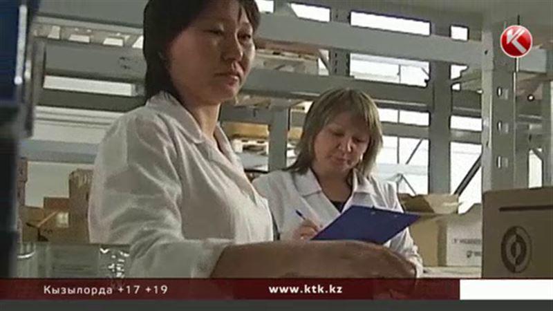 Рынок лекарств в Казахстане был поделен между тремя компаниями
