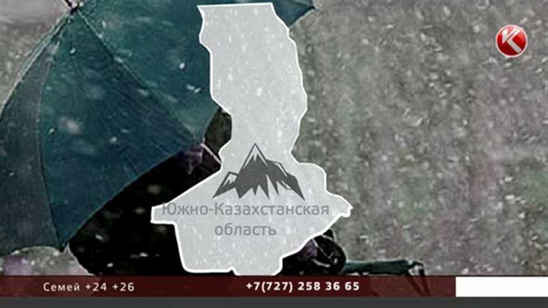 Апрель на юге Казахстана закончится снегом