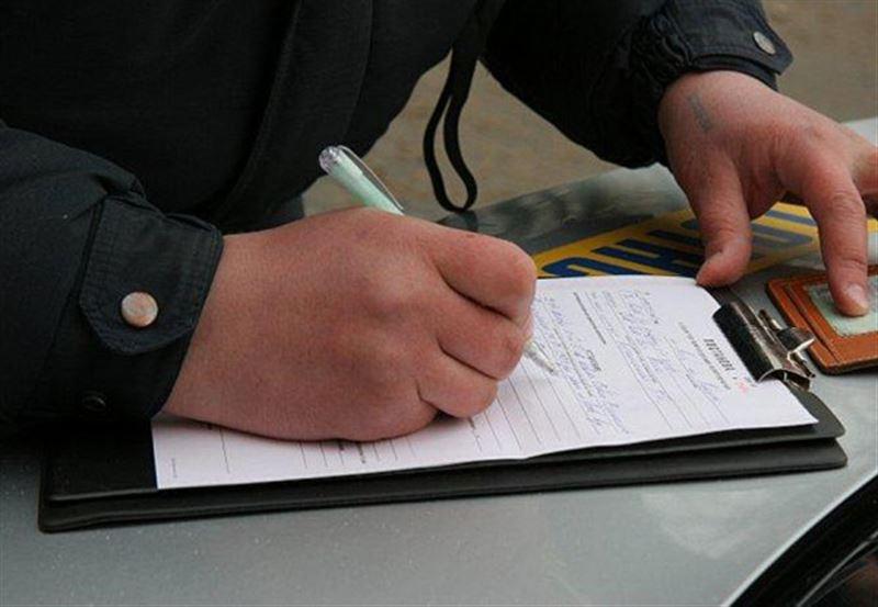 Снизить штрафы для водителей планируют в Казахстане