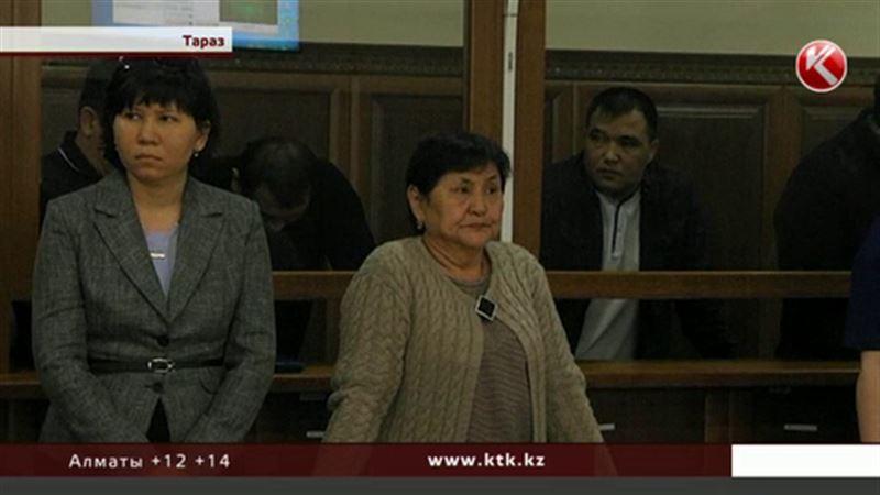 Таразских налоговиков осудили за взятку в 60 миллионов