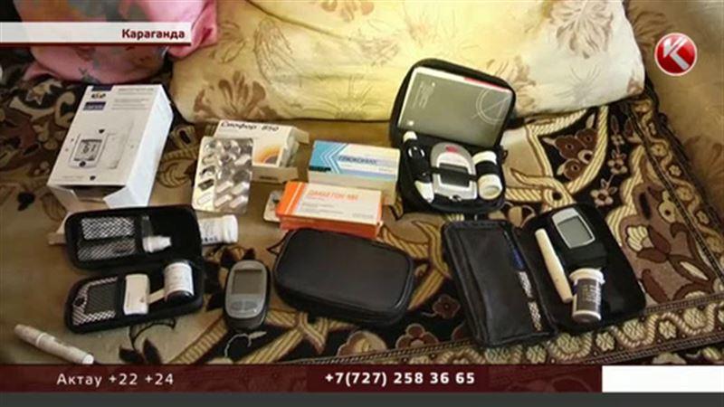 В Карагандинской области льготники, рискуя жизнью, экономят на лекарствах