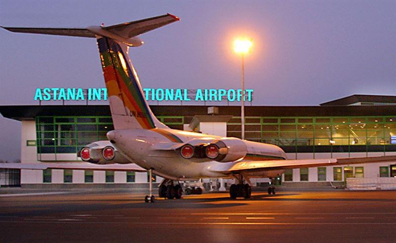Экс-посла Афганистана задержали в аэропорту Астаны