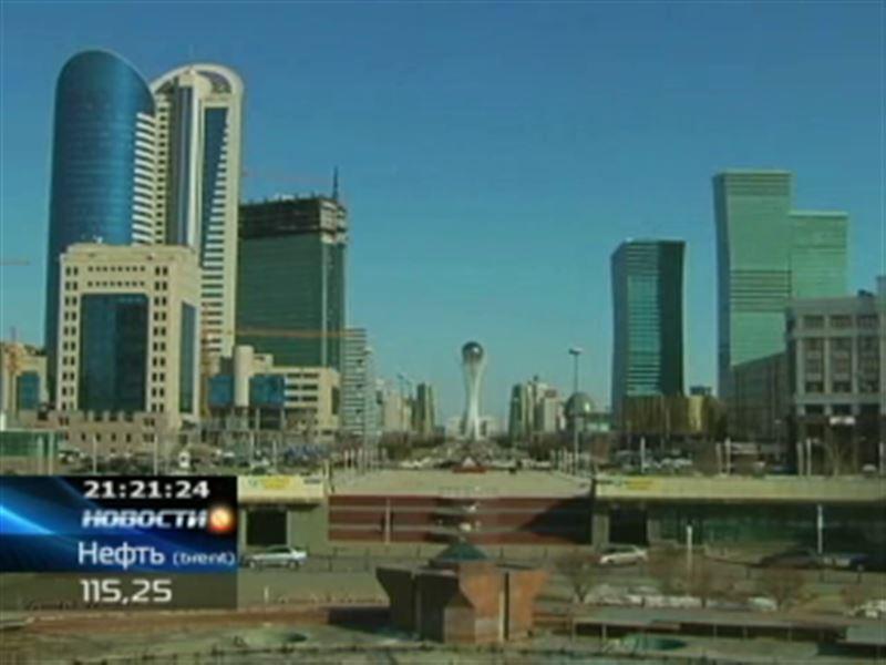 Астану признали лучшим городом СНГ и ЕвразЭС
