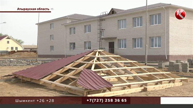 Школа за 763 миллиона рушится в Атырауской области