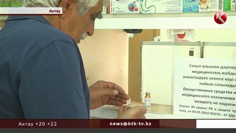 Мангистаусцы жалуются на безудержный рост цен на лекарства