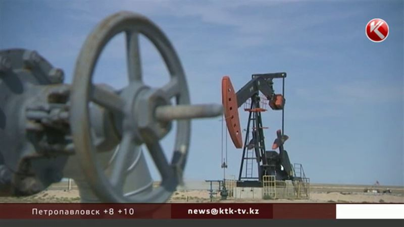 На фоне разговоров о сокращении добычи нефти тенге устремился вниз
