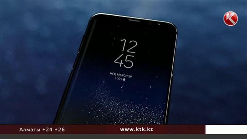 Теперь Samsung Galaxy S8 защищен и от посторонних взглядов