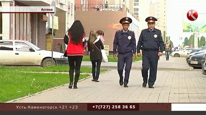 Столичные полицейские ищут иногородних без временной регистрации