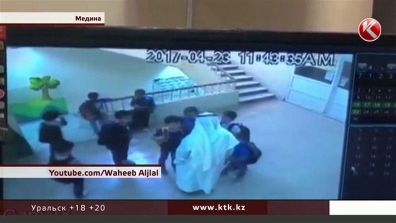 Семилетнего казахстанца, который погиб в Саудовской Аравии, похоронили в Медине