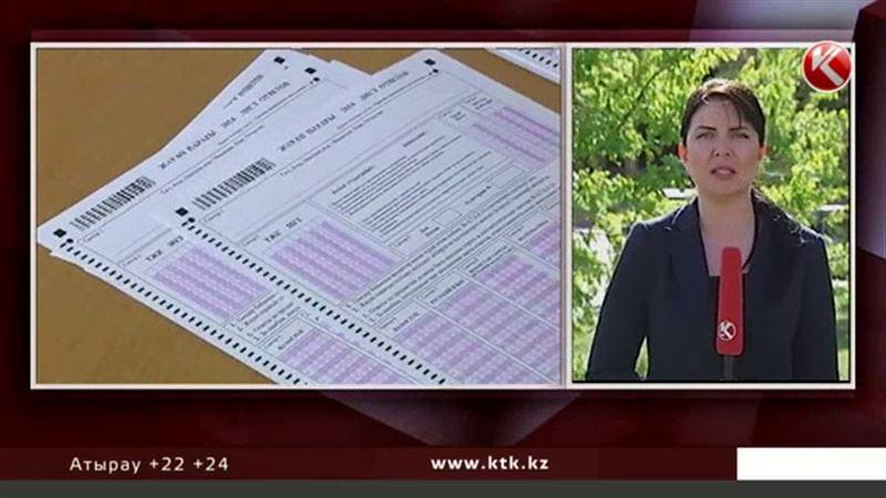 Выпускникам школ снова придется сдавать экзамены в школе и только потом ЕНТ