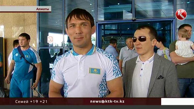 Ақжүрек Таңатаров Азия чемпионы атанды
