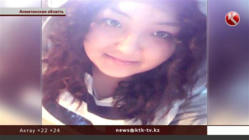 В Алматинской области 17-летняя студентка ушла лечить зуб и пропала