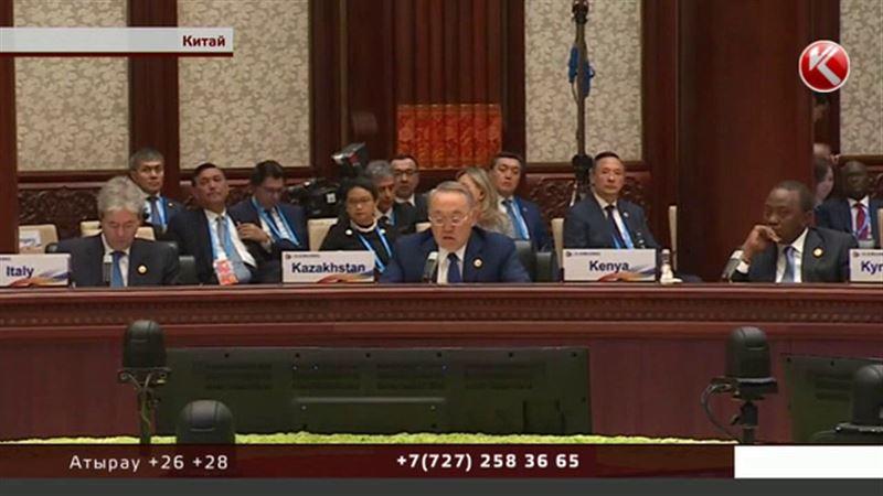 Назарбаев рассказал, что нужно сделать, чтобы запустить новый Шелковый путь
