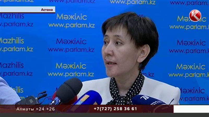 Министр Дүйсенова зейнетақының қалай өсетінін айтты