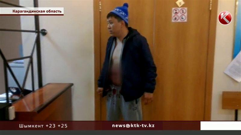 В Жезказгане уволенный шахтер нанес себе ножевые ранения