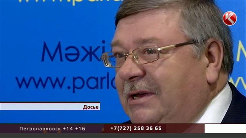 Иоган Меркель покинул кресло первого зама Генерального прокурора