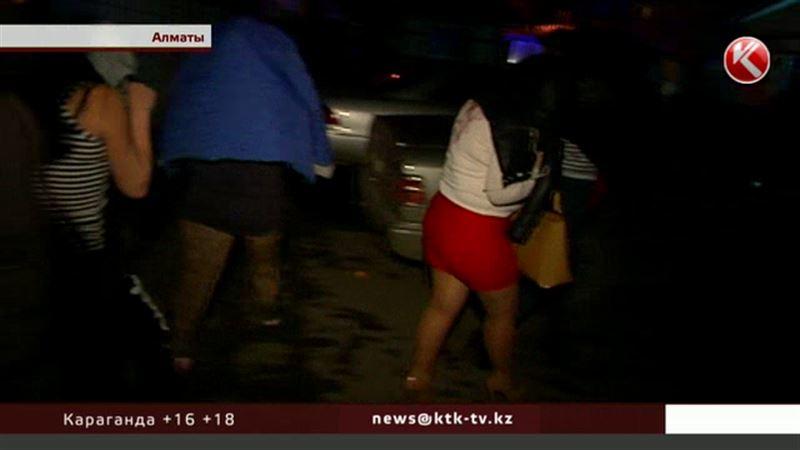 Алматинские проститутки залатают дыры в бюджете