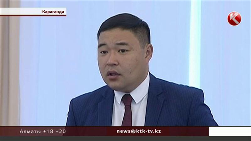 Сразу после выговора карагандинский чиновник пошел на повышение