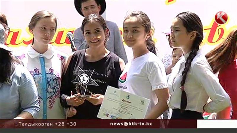 Воспитанники коррекционных интернатов показали свои таланты в Алматы