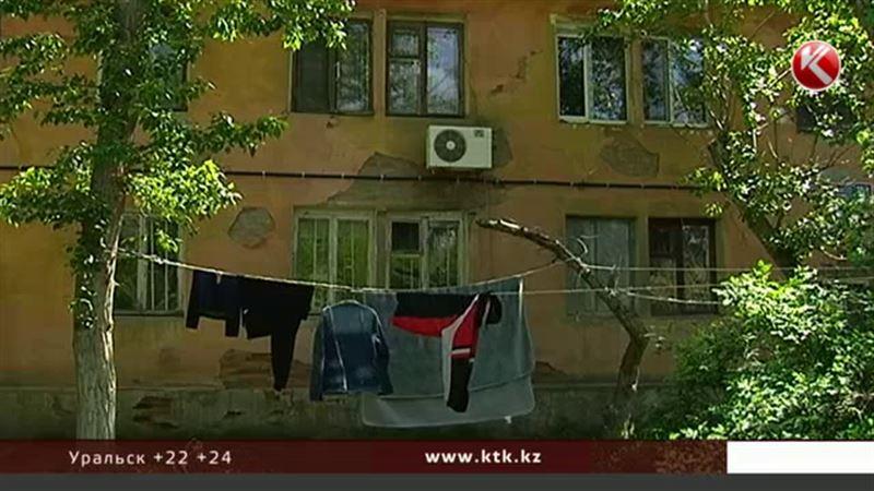 Астанчане, живущие в центре в ветхом жилье, не хотят переселяться на окраину