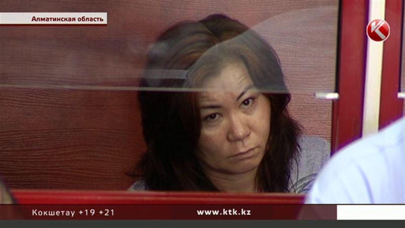Шарипа Акбердиева призналась в убийстве пасынка