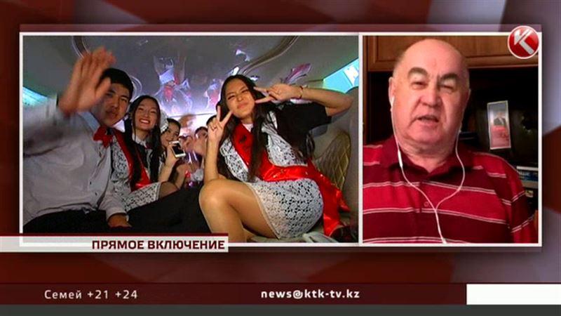 Депутат Косарев рассказал о своем последнем звонке в прямом эфире КТК