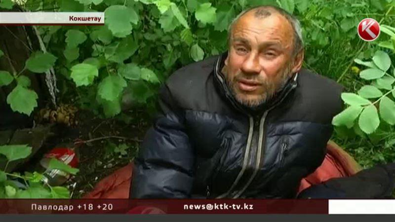 Столичные бомжи рассказали, как перед ЭКСПО их вывозили в Кокшетау