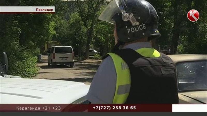 Серебристый чемодан стал причиной паники в Павлодаре