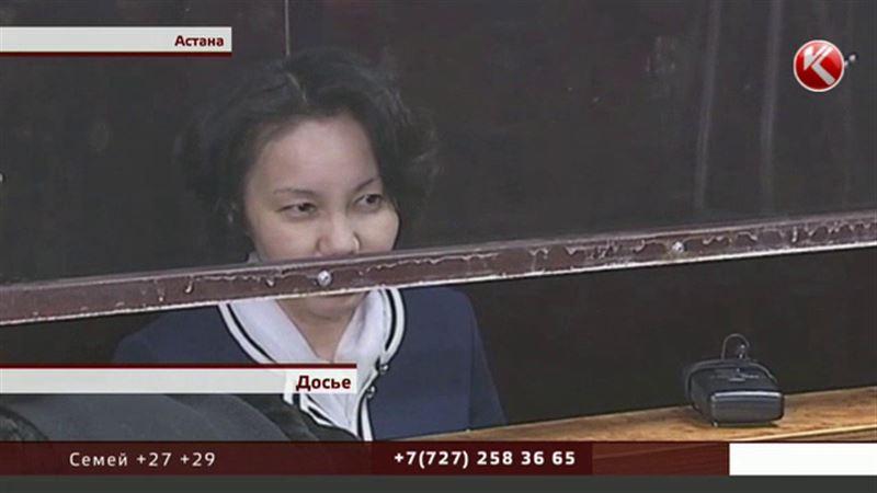 Суд вновь отказал Анар Мешимбаевой в условно-досрочном освобождении