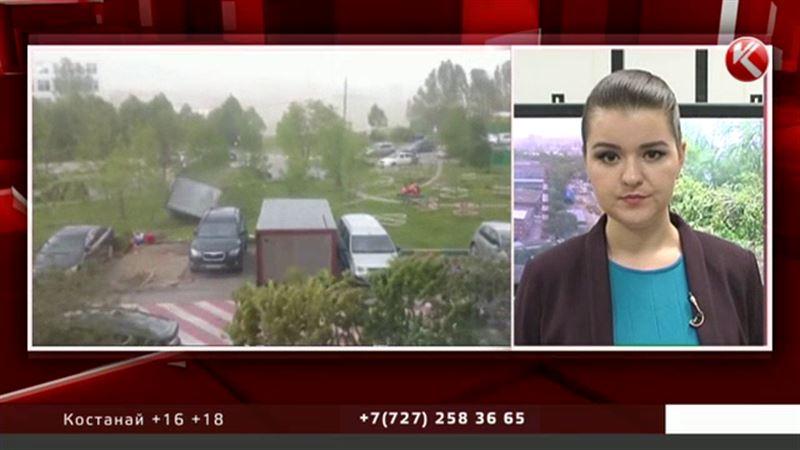 Сообщается о 16 погибших во время бури в Москве